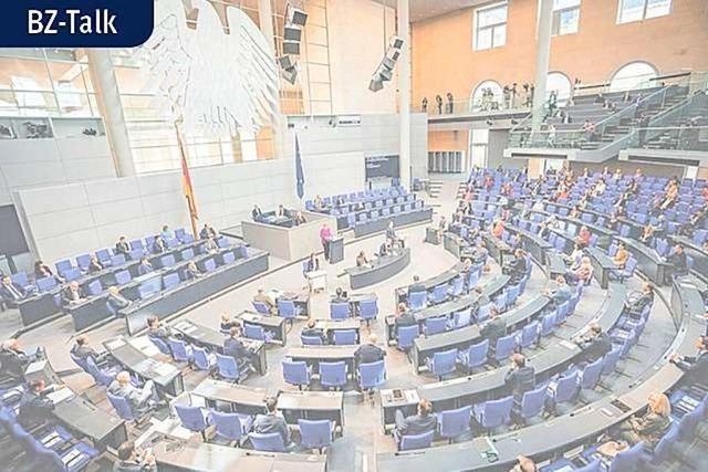 BZ-Talk zum Nachschauen: Deutschland hat gewählt - und nun?