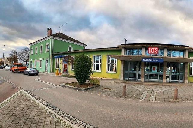 Wieder haben Unbekannte in die Müllheimer Bahnhofs-Bäckerei eingebrochen