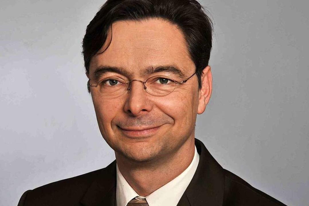 Sven Seibold, Psychologe und Professor...psychologie an der Hochschule Hannover    Foto: Privat