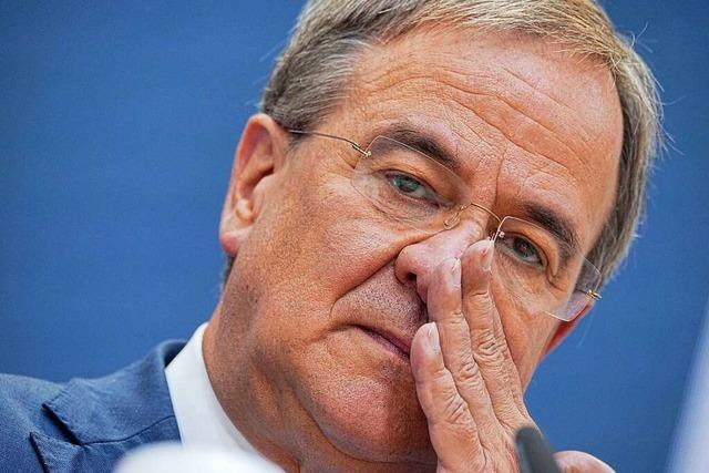 Machtkampf in der Union: Kritik an Laschet wird lauter