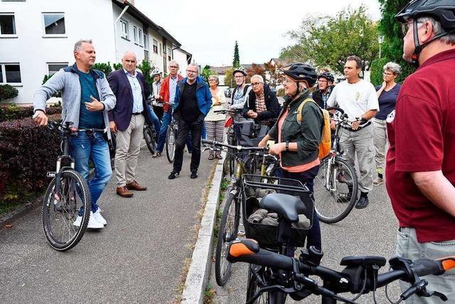 Wird Emmendinger Stadtteil Bürkle-Bleiche zum Eldorado für Radler?
