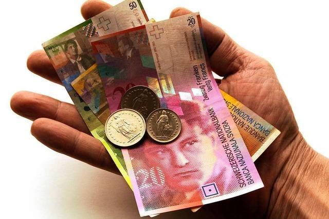 Eine Führung durch Basel soll für das Thema Schulden sensibilisieren