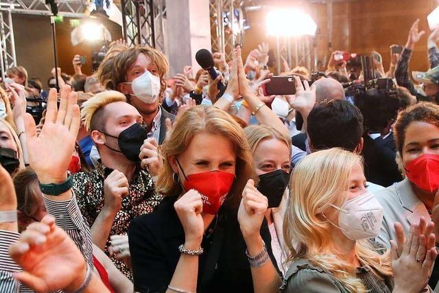 Das neue Gewand der SPD: Jünger, weiblicher, selbstbewusster