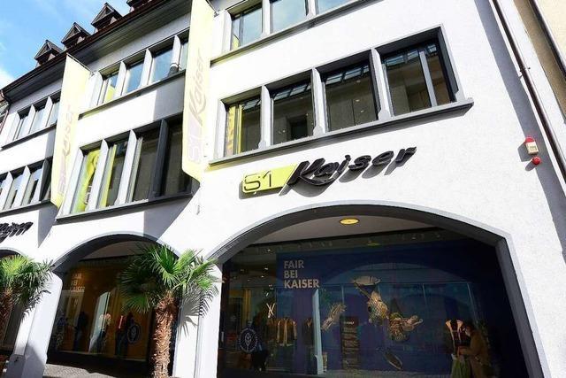 Kollegen und FWTM reagieren bestürzt auf das Ende von Kaiser Mode in Freiburg