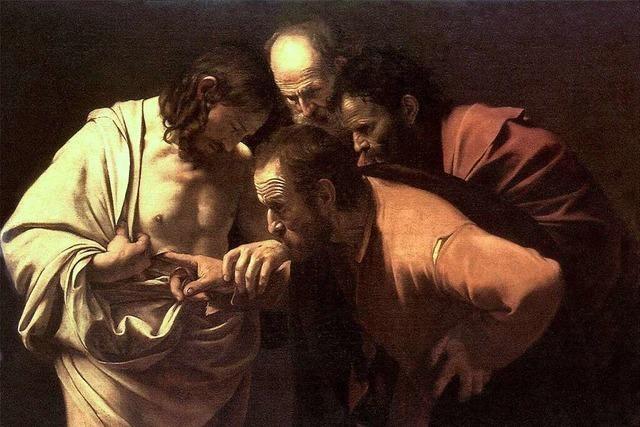 Vor 450 Jahren kam der Barockmaler Caravaggio zur Welt