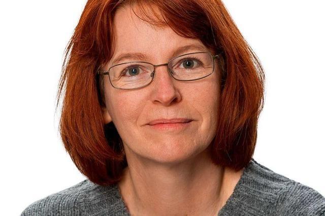 Dorothee Granderath (Grüne) erwägt Kandidatur als Finanzbürgermeisterin in Offenburg