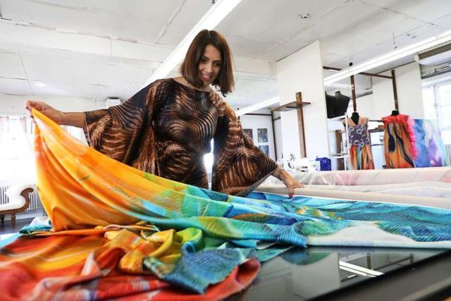 Lahrer Designerin fährt mit ihrer Kollektion zur Fashion Week Paris