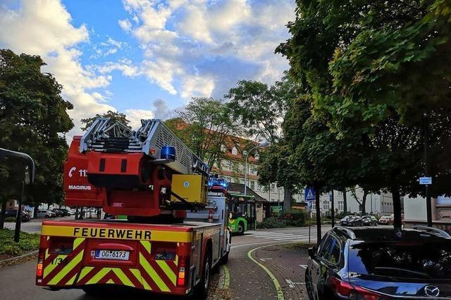 Chemie-Experiment am Schiller-Gymnasium in Offenburg löst Brandmelder aus