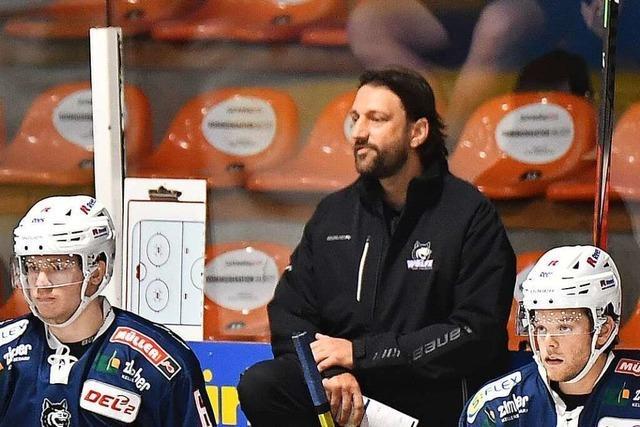 Für den EHC Freiburg beginnt die neue Eishockey-Saison