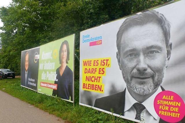 Warum FDP und Grüne bei jungen Erstwählern punkten