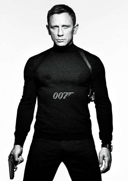 War  der Freiburger  Jura-Student Dušan Popov Vorbild für James Bond?     Foto: 2015 Sony Pictures Releasing Gmb