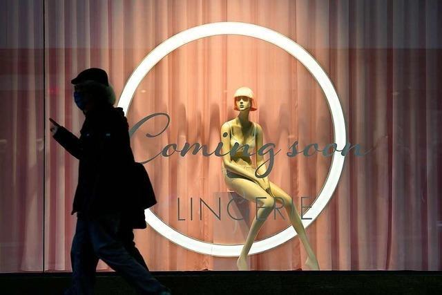 Das Fabel-Wäscheteam macht im Modehaus Kaiser weiter