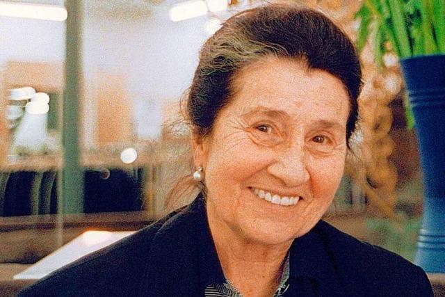 Zita Kaiser: