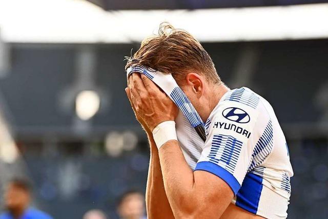 Liveticker zum Nachlesen: Hertha BSC vs. SC Freiburg 1:2