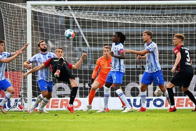 SC Freiburg holt in Berlin drei verdiente Punkte gegen Hertha