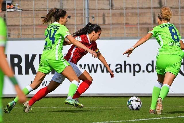 2:2 gegen Wolfsburg: SC Freiburg gelingt Achtungserfolg