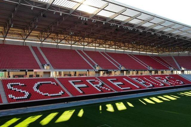 So kommt man ins nagelneue Europa-Park-Stadion in Freiburg