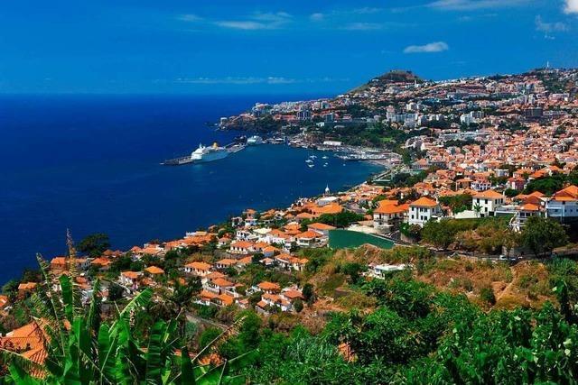 Feiern Sie Silvester im traumhaften Blumen-Paradies Madeira