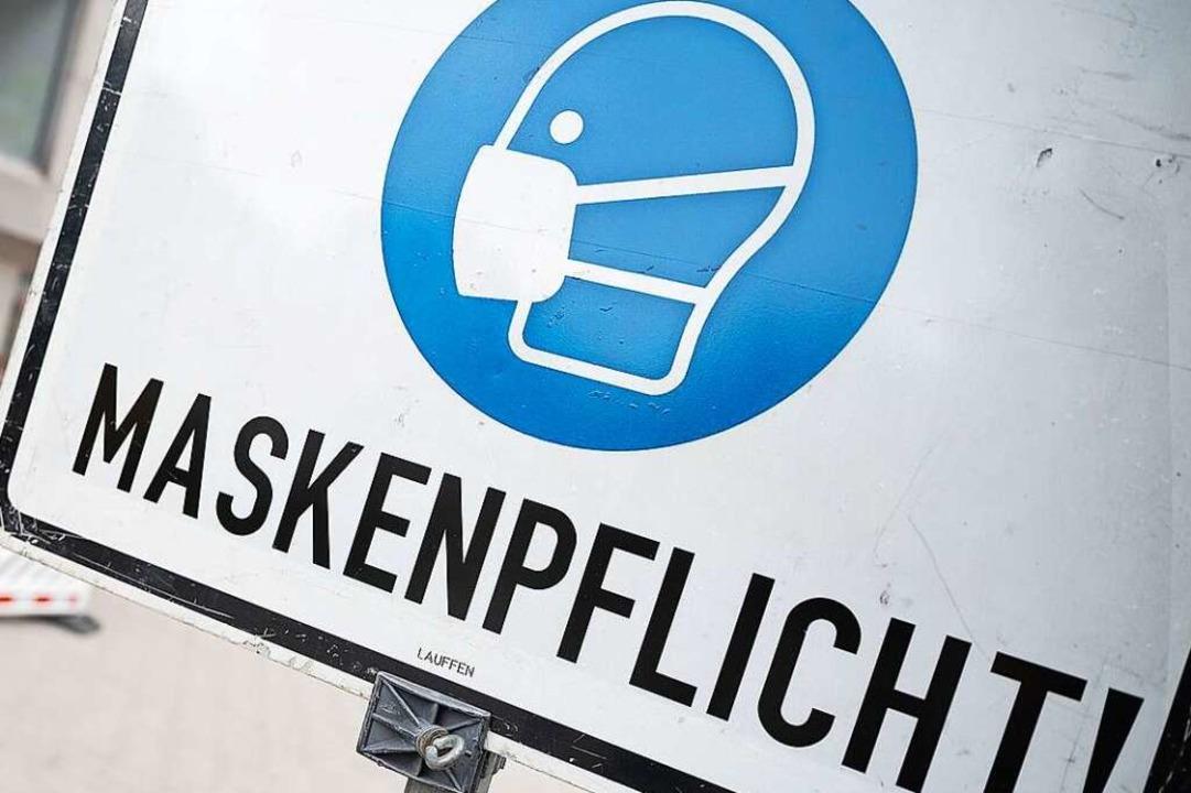 Für die Kundgebung hatte die Stadt Lör...tzes zur Auflage gemacht (Symbolfoto).  | Foto: Sebastian Gollnow (dpa)