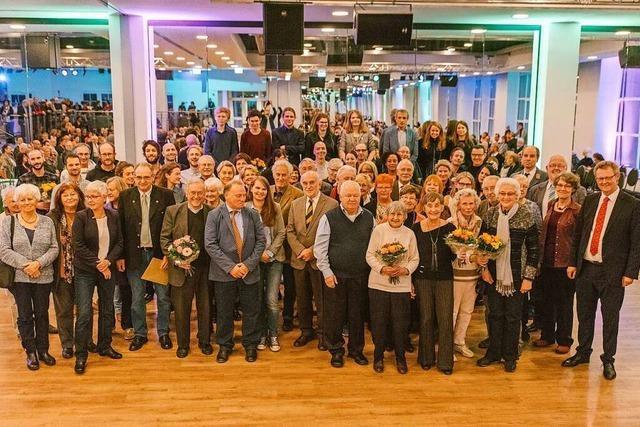 Stadt Freiburg lobt Auszeichnung für Engagement aus