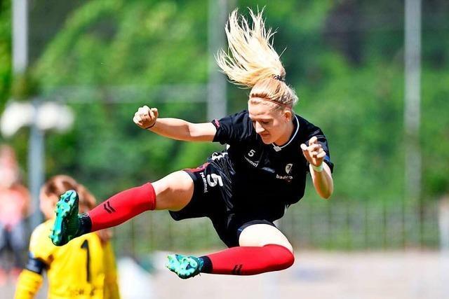 Kim Fellhauer bleibt beim SC Freiburg