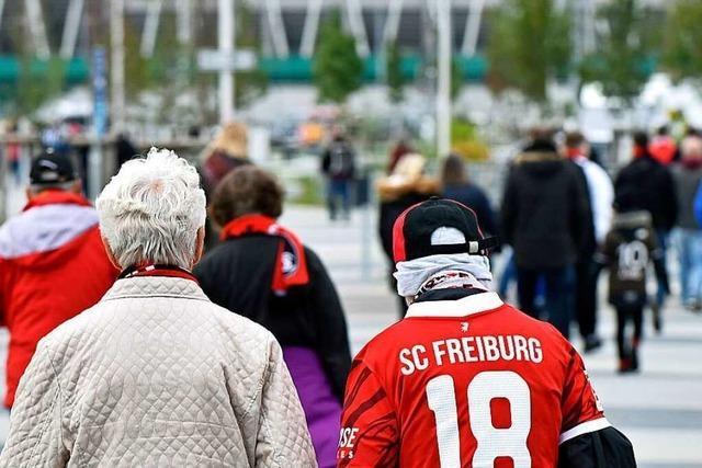 Der Freiburger Stadiontraum ist wahr geworden