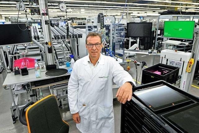 Elektronikspezialist Avnet verlegt Standort von Freiburg nach Eschbach