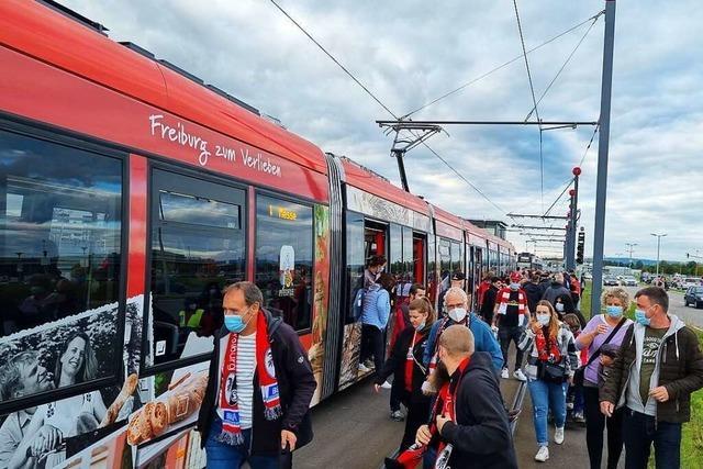Die Eröffnung des neuen SC-Stadions in Freiburg legt einige Schwachstellen offen