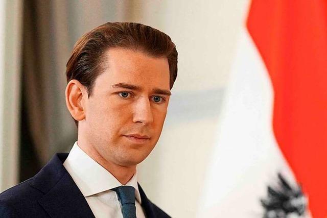 Österreichs Kanzler Kurz tritt wegen Korruptionsermittlungen zurück