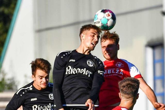 25-Meter-Knaller bringt FC Teningen in Nachspielzeit einen Punkt