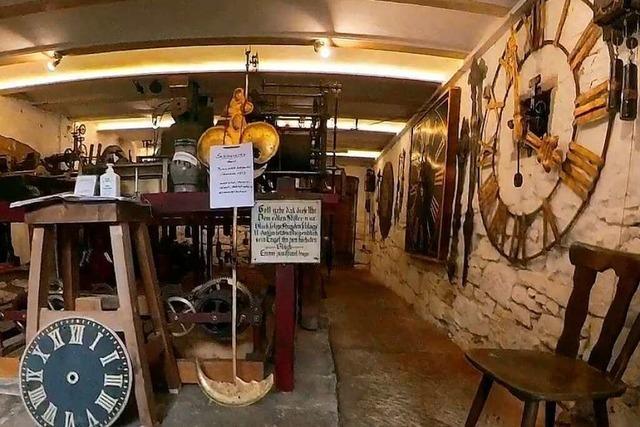 Tauchen Sie ein ins Turmuhrenmuseum in Freiamt!