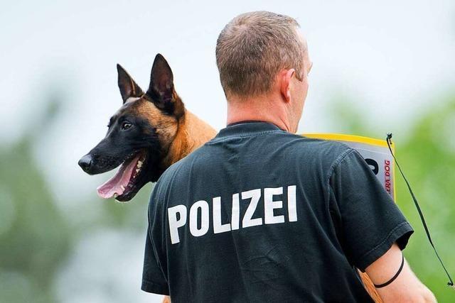 Polizeieinsatz am Freiburger Hauptbahnhof