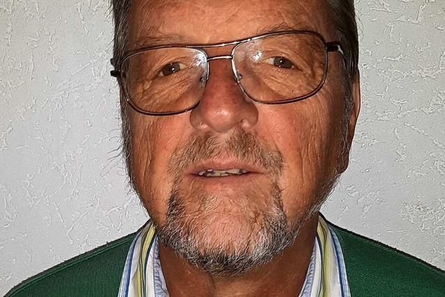 Norbert Stalter folgt beim Ortsverein Günterstal auf Gerd Nostadt