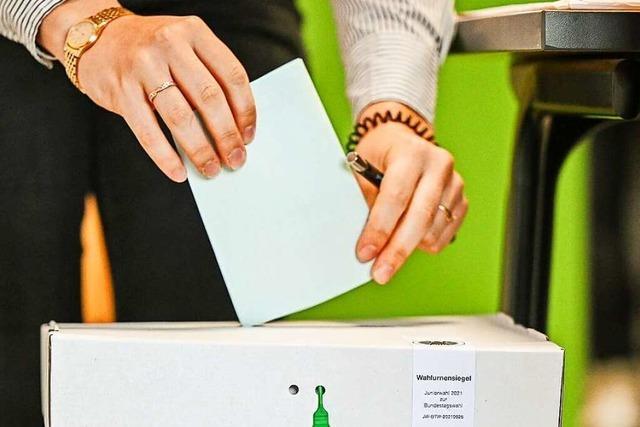 In Grenzach-Wyhlen wird ein neues Jugendparlament gewählt