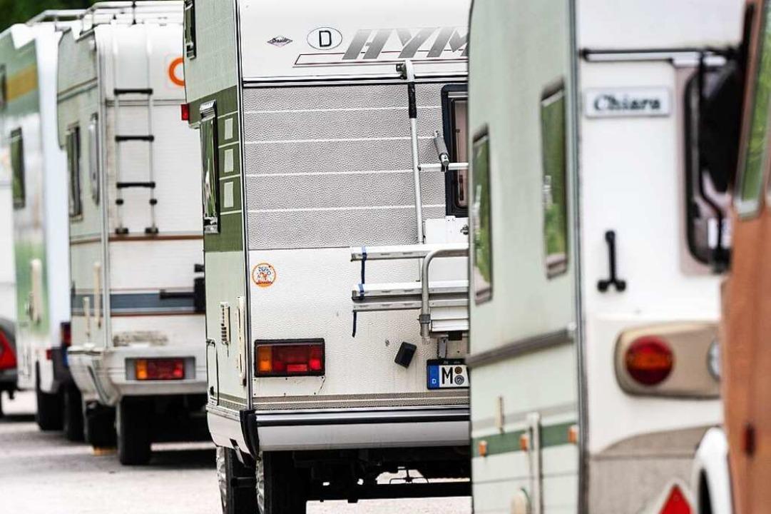 In Lörrach wurde ein Wohnmobil gestohlen (Symbolbild).    Foto: Matthias Balk