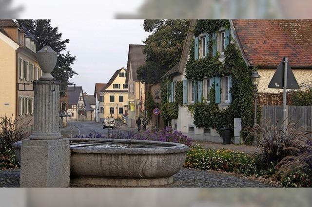 Das historische Straßenbild bewahren