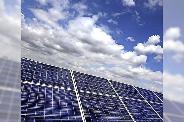 Rühl vermisst bei der Solaranlage eine Speicherbatterie