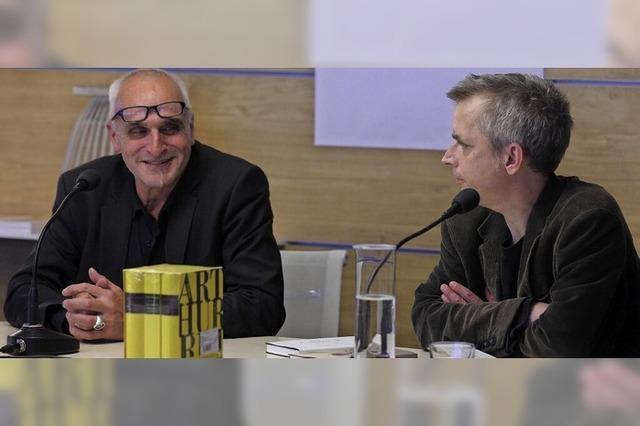 Böll-Preisträger José F. A. Oliver