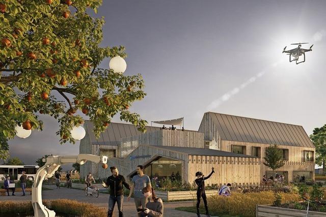 Campus-Bau im nächsten Herbst