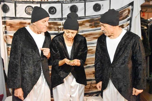 Volkskunstbühne Rheinfelden zeigt das Stück