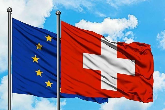Was das gescheiterte Rahmenabkommen EU-Schweiz für Baden-Württemberg bedeutet