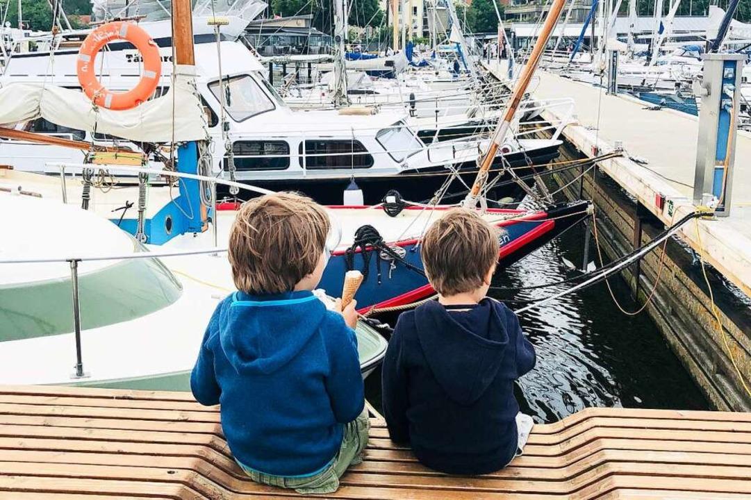 Nah am Wasser – Schleswig-Holstein hat viele Vorzüge.     Foto: BZ