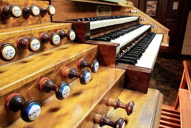 Wann ist der richtige Zeitpunkt, mit dem Orgelspiel zu beginnen?