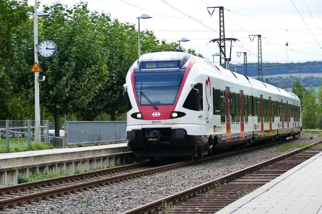Der Zweckverband Regio-S-Bahn (ZRL) 20...f dem Weg zum Ausbau der Regio S-Bahn.    Foto: Peter Gerigk