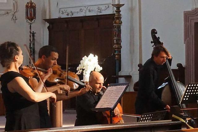 Aus den größten Konzertsälen zum Klassikfestival nach Endingen