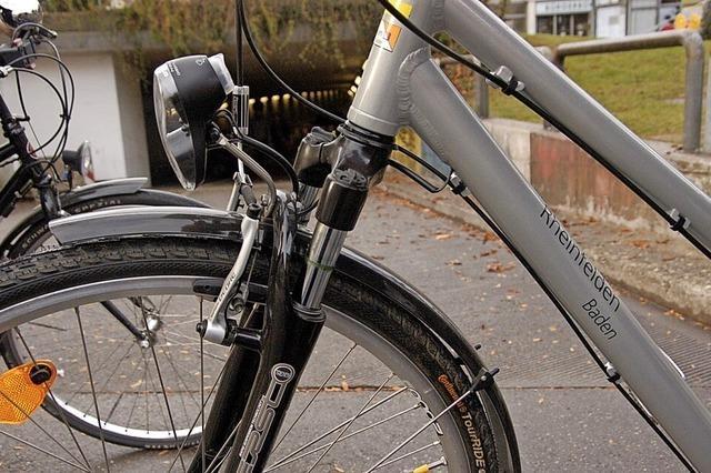 Radfahren schmackhaft machen