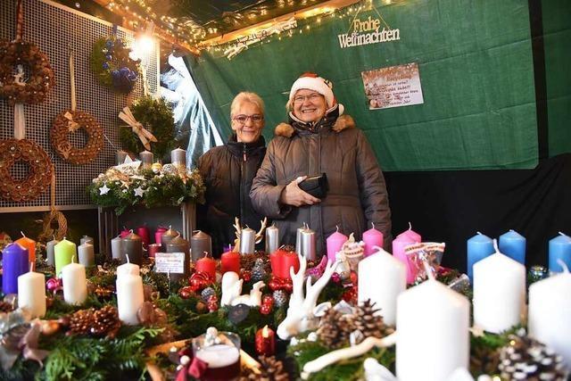 Weihnachtsmarkt und Adventszauber in Grenzach-Wyhlen finden statt