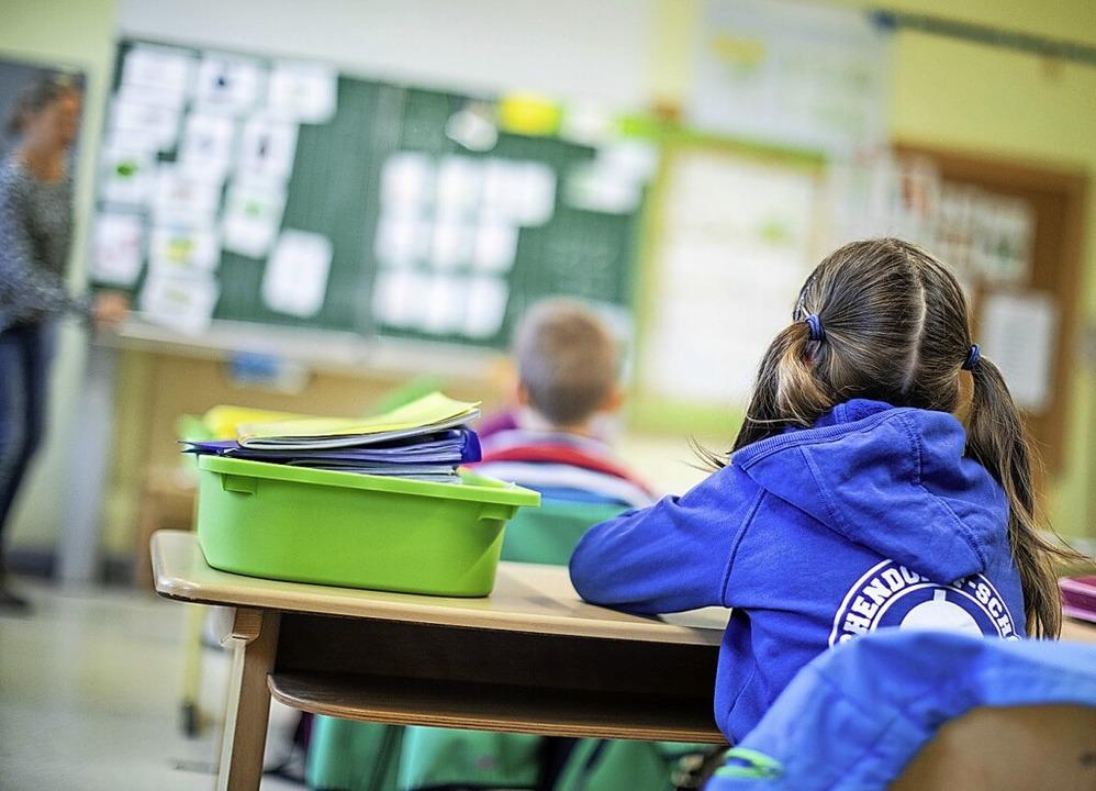 Am Bildungshaus in Schwörstadt sollen ...rnen aufgeweicht werden (Symbolbild).     Foto: Marcel Kusch (dpa)