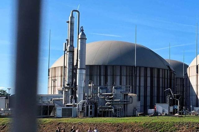 Mehr als zwei Millionen Euro Schadensersatz im badischen Biogas-Betrugsfall