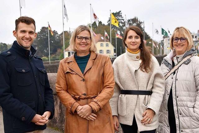 Citymanager von Hochrhein tauschen sich über Grenzen hinweg aus